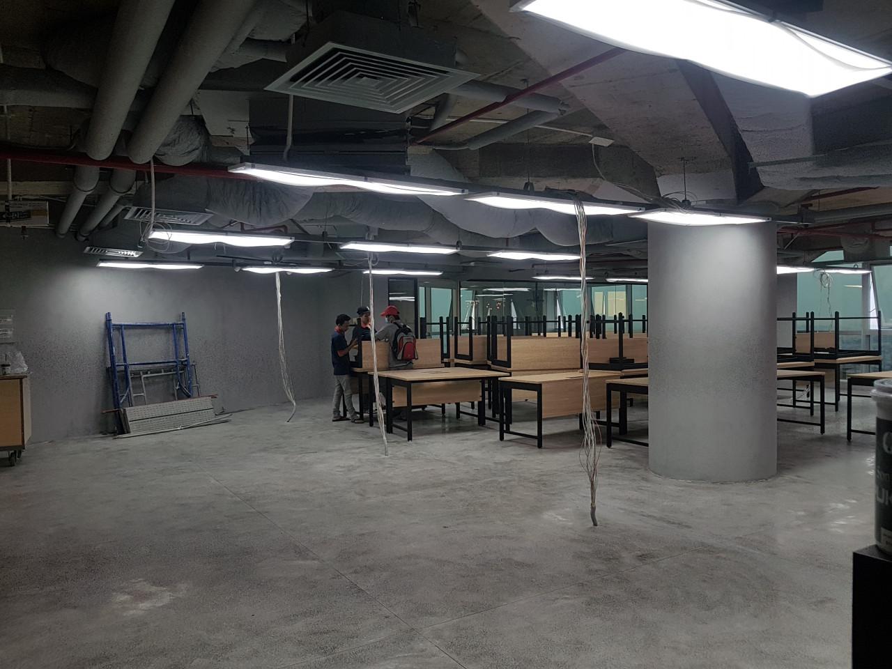 Dự án Sơn Bê Tông Samsung