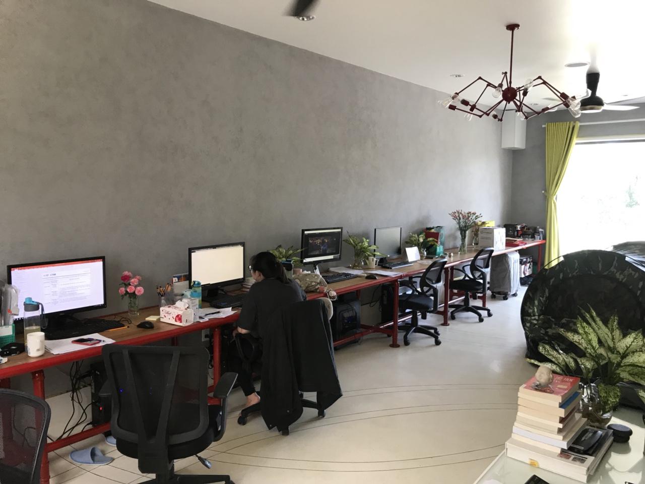 Dự án Sơn Bê Tông Century Media